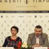 Istoricul Mioara Anton a fost cel de-al treilea invitat al Colocviilor OAMENII TIMPULUI