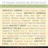 """Prezentarea proiectului """"Bucureștiul multicultural: 10 trasee urbane de arhitectură"""""""