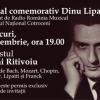 Concert de pian susţinut de Mihai Ritivoiu, la Muzeul Naţional Cotroceni
