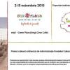 Evenimentele Muzeului Municipiului Bucureşti, în săptămâna 2 – 8 noiembrie 2015