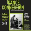 "Eveniment Esther Magyar Gonda, în cadrul programului ""Time Dance Connection. Bucharest in Action (1925 – 2015)"""