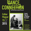 "Eveniment Esther Magyar Gonda, în cadrul programului ""Time Dance Connection. Bucharest in Action (1925 – 2015)"""