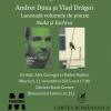 """Andrei Dósa și Vlad Drăgoi lansează, la Book Corner, volumele de poezie """"Nada"""" şi """"Eschiva"""""""