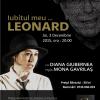 """""""Iubitul meu…Leonard"""", la Teatrul Arte dell' Anima"""