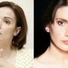 Maia Morgenstern și pianista Alina Azario, pe scena Sălii Thalia