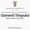 Gala Locală OAMENII TIMPULUI 2015 – Botoșani