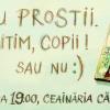 """""""PE DOS. Poezii cu prostii pentru copii""""- lansare de carte cu autografe rimate"""