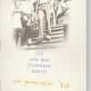 """""""111 cele mai frumoase poezii ale generației 80"""""""