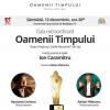 Ion Caramitru, invitat special,  la Gala Extraordinară OAMENII TIMPULUI