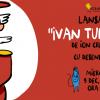 """Lansare """"Ivan Turbincă"""", cu desene de George Roşu"""