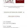 """Colocviile de traduceri literare 19 – """"Marea iubire a lui Dante"""""""