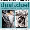 """Eva Radu și ZuZu Caratanase expun """"Dual & Duel"""", la ICR"""