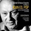 Daniel Cristea-Enache în dialog cu Ioan Es. Pop, la Librăria Bizantină