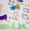 """""""Minunatele aventuri ale lui Tom Jr. pe insula Corfu"""", de Adina Uzunu"""