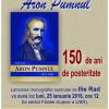 "Lansarea monografiei ""Aron Pumnul (1818-1866)"" de Ilie Rad"