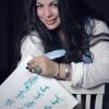 """Scriitoarea Angela Baciu, invitata lunii la Fundația """"Inimă de Copil"""" (Galați)"""