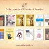 Apariții editoriale recente la Editura Muzeul Literaturii Române