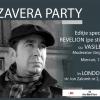Zavera Party: Sărbătoriţi Revelionul pe stil vechi cu Vasile Ernu