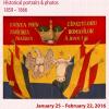 "Expoziția fotodocumentară ""1859: Epoca Unirii, părinții Unirii"", la ICR New York"