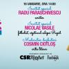 Scriitorul Radu Paraschivescu și fotbalistul Nicolae Vasile, invitați la clubul de lectură pentru adolescenți Fanbook