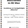 Sărbătoarea Mărţişorului la Klagenfurt şi la Viena