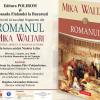 """Lansare și lectură: """"Romanul """" de Mika Waltari"""