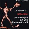 """Nora Iuga la Teatrul Naţional Bucureşti: """"Domnul Beligan e de vină că am devenit poetă"""""""