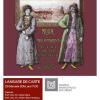 """Lansarea volumului """"Moda în Ţara Românească, secolul al XVIII-lea şi prima jumătate a secolului al XIX-lea"""""""