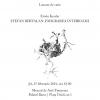 """Lansare de carte: """"Ștefan Bertalan: Emigrarea interioară"""" de Erwin Kessler, la Muzeul de Artă Timișoara"""