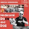 """""""Medieșenii rock and roll"""" – Mircea Hodârnău (re)scrie istoria muzicală a Mediașului"""