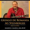 Concert A G Weinberger, la Târgoviște