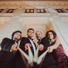 Un nou recital al cvartetului Arcadia, la Palatul Tinerimea Română
