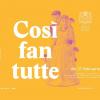 """Spectacolul """"Così fan tutte"""" de W. A. Mozart, realizat în co-producție cu Opera Garsington din Marea Britanie, la Opera Națională București"""