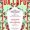 """Da Capo Arcub Chamber Music"": Gilles Apap și Diana Ketler"