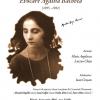 """""""Evocare Agatha Bacovia (1895 – 1981)"""""""
