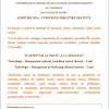 Cursuri de pregătire gratuite pentru admiterea la Teatrologie – Facultatea de Teatru