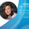 Ioana Flora, una dintre cele mai bune actrițe ale noului film românesc, la Round Table București