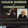 "Criticul de film Irina-Margareta Nistor va prezenta filmul documentar ""Chuck Norris vs. Communism"",  la New York"