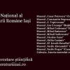 Burse și rezidențe de cercetare științifică, la Muzeul Național al Literaturii Române Iași