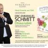 """Otrava iubirii"", un nou roman de Eric-Emmanuel Schmitt, în dezbatere la Librăria Humanitas de la Cişmigiu"