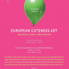 """Expoziția """"European Cuteness Art"""", la Palatul Parlamentului"""
