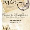 """Mai puțin de o lună până la încheirea preselecției pentru Concursul European de Dramaturgie """"Pop Drama"""""""