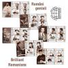 Români geniali, ilustrați pe mărcile poștale