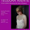 Expoziția personală a artistei Teodora Axente, la New York