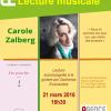 Autoare a numeroase romane premiate, Carole Zalberg vine în România
