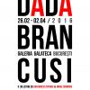 Finisaj DADA BRANCUSI, cu Dan Mircea Cipariu, Igor Mocanu, Cristian R.Velescu și Mihai Zgondoiu