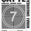 """Mihai Ungureanu expune """"Șapte"""", la Atelier 030202"""