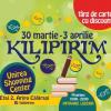 Cărţi la 1 leu şi reduceri de până la 90%, la KILIPIRIM, cel mai important târg de carte cu discount