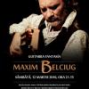 GUITARRA FANTASÍA – recital Maxim Belciug