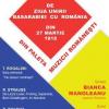 Concert de Ziua Unirii Basarabiei cu România, la Chişinău